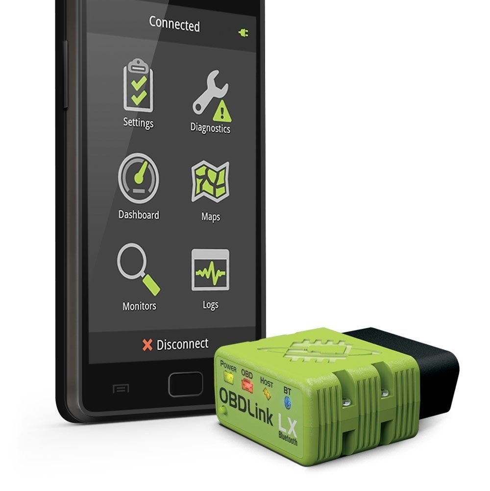 Diagnostika OBDLink LX Bluetooth, CZ program TouchScan - SCANTOOL